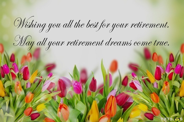 Retirement Wishes - Retirement Card Messages