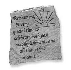 Religious retirement messages