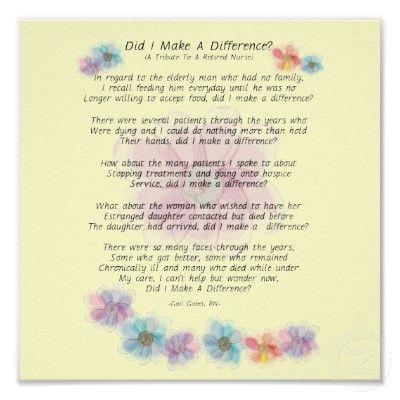 Retirement poems 3