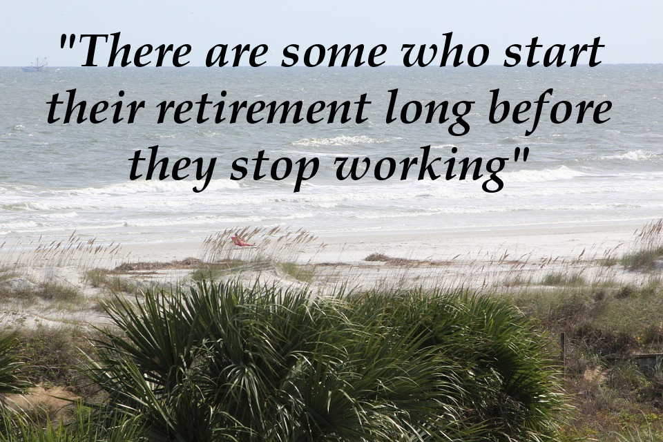 retirement quotes to go in a retirement card