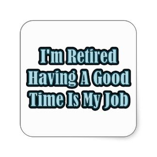 Retirement sayings 1